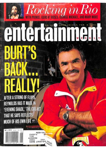 Entertainment Weekly, February 8 1991