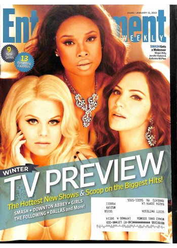 Entertainment Weekly, January 11 2013