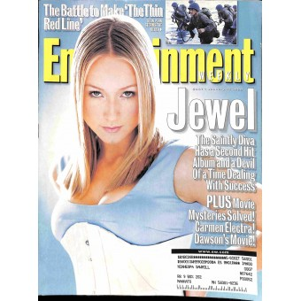 Entertainment Weekly, January 15 1999