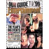 Entertainment Weekly, January 22 1999