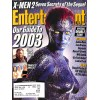 Entertainment Weekly, January 24 2003
