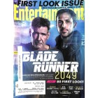 Cover Print of Entertainment Weekly, January 6 2017