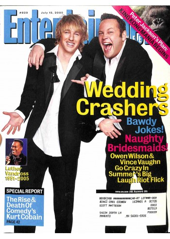 Entertainment Weekly, July 15 2005