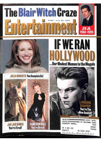 Entertainment Weekly, July 30 1999