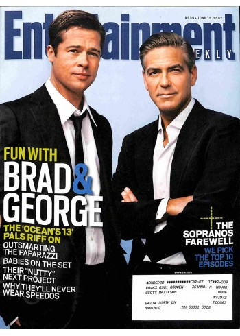 Entertainment Weekly, June 15 2007