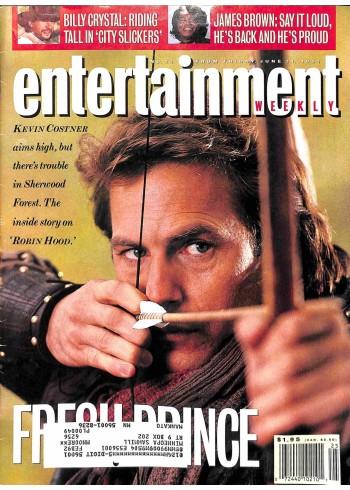 Entertainment Weekly, June 21 1991
