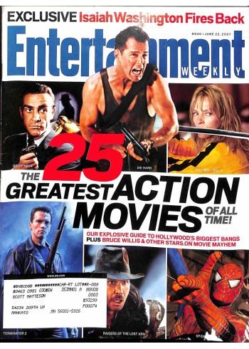 Entertainment Weekly, June 22 2007
