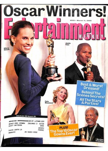 Entertainment Weekly, March 11 2005