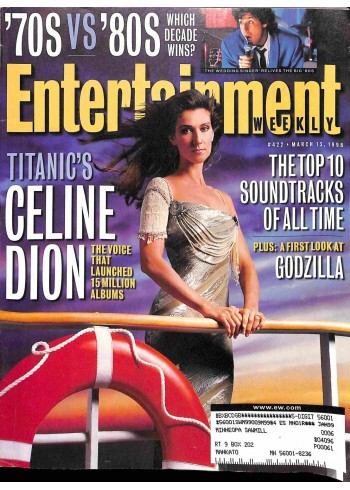Entertainment Weekly, March 13 1998