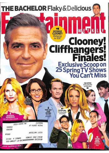 Entertainment Weekly, March 13 2009