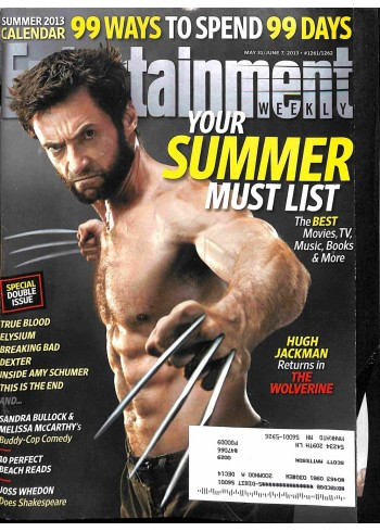 Entertainment Weekly, May 31 2013