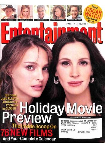 Entertainment Weekly, November 12 2004