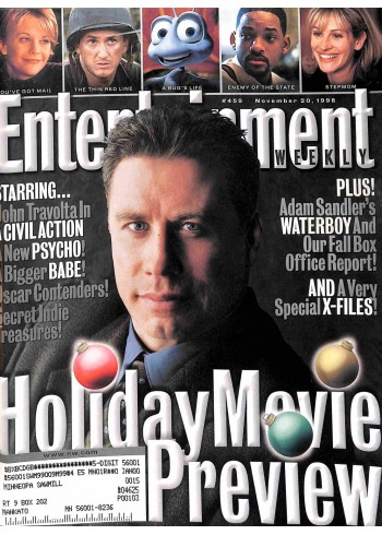 Entertainment Weekly, November 20 1998
