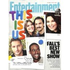 Cover Print of Entertainment Weekly, October 14 2016
