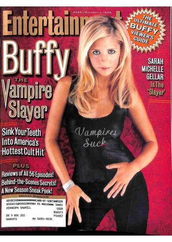 Entertainment Weekly, October 1 1999