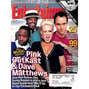 Entertainment Weekly, September 26 2003