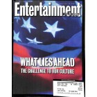 Entertainment Weekly, September 28 2001