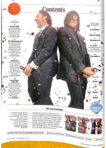 Entertainment Weekly, September 29 2017