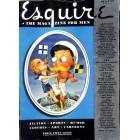 Esquire, August 1939