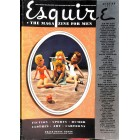 Cover Print of Esquire, August 1941