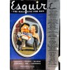 Cover Print of Esquire, December 1937