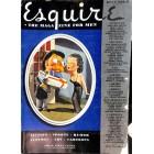 Esquire, December 1937