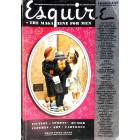 Cover Print of Esquire, December 1940