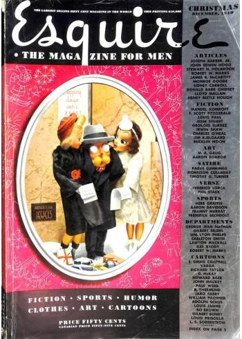 Esquire, December 1940