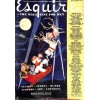 Cover Print of Esquire, December 1942