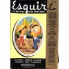 Cover Print of Esquire, July 1939