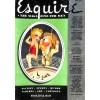 Cover Print of Esquire, June 1939