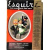 Cover Print of Esquire, March 1937
