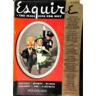 Esquire, March 1937
