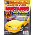 Fabulous Mustangs and Exotic Fords Magazine, December 1993