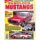 Fabulous Mustangs and Exotic Fords Magazine, January 1987