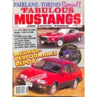 Fabulous Mustangs and Exotic Fords Magazine, January 1988