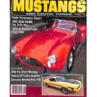 Fabulous Mustangs and Exotic Fords, January 1989