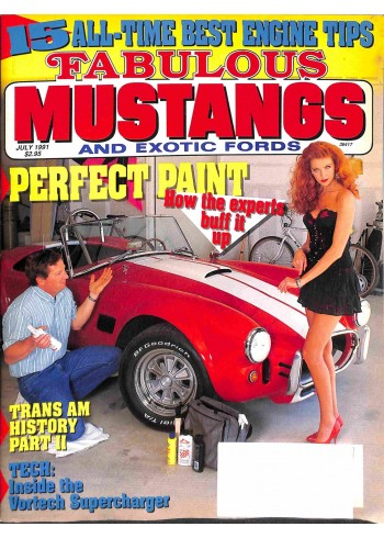 Fabulous Mustangs and Exotic Fords, July 1991