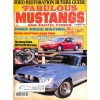Fabulous Mustangs and Exotic Fords Magazine, November 1988