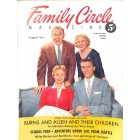 Family Circle, August 1954