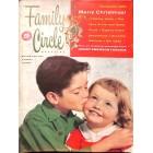 Family Circle, December 1955