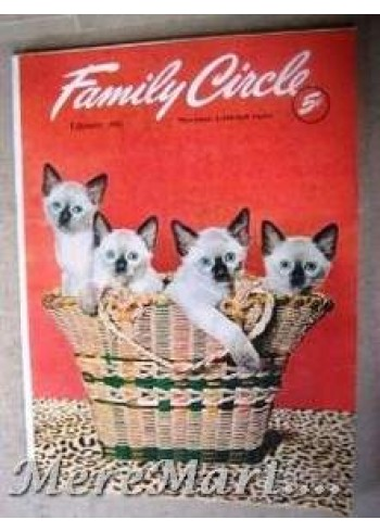 Family Circle, February 1951