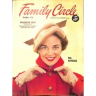 Cover Print of Family Circle, October 1952