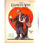Cover Print of Farmers Wife, February 1931