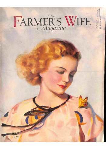 Farmers Wife, July 1936