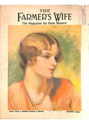 Cover Print of Farmers Wife, March 1933