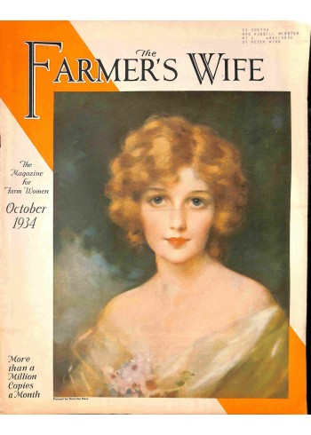 Farmers Wife, October 1934