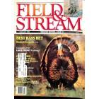 Cover Print of Field & Stream, February 1988