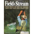 Cover Print of Field and Stream, April 1964
