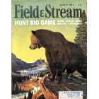 Field and Stream, August 1962